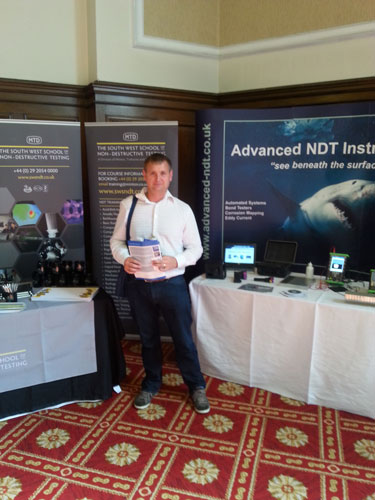 The British Institude of Non-Destructive-Testing NDT 2014 53rd Annual Conference